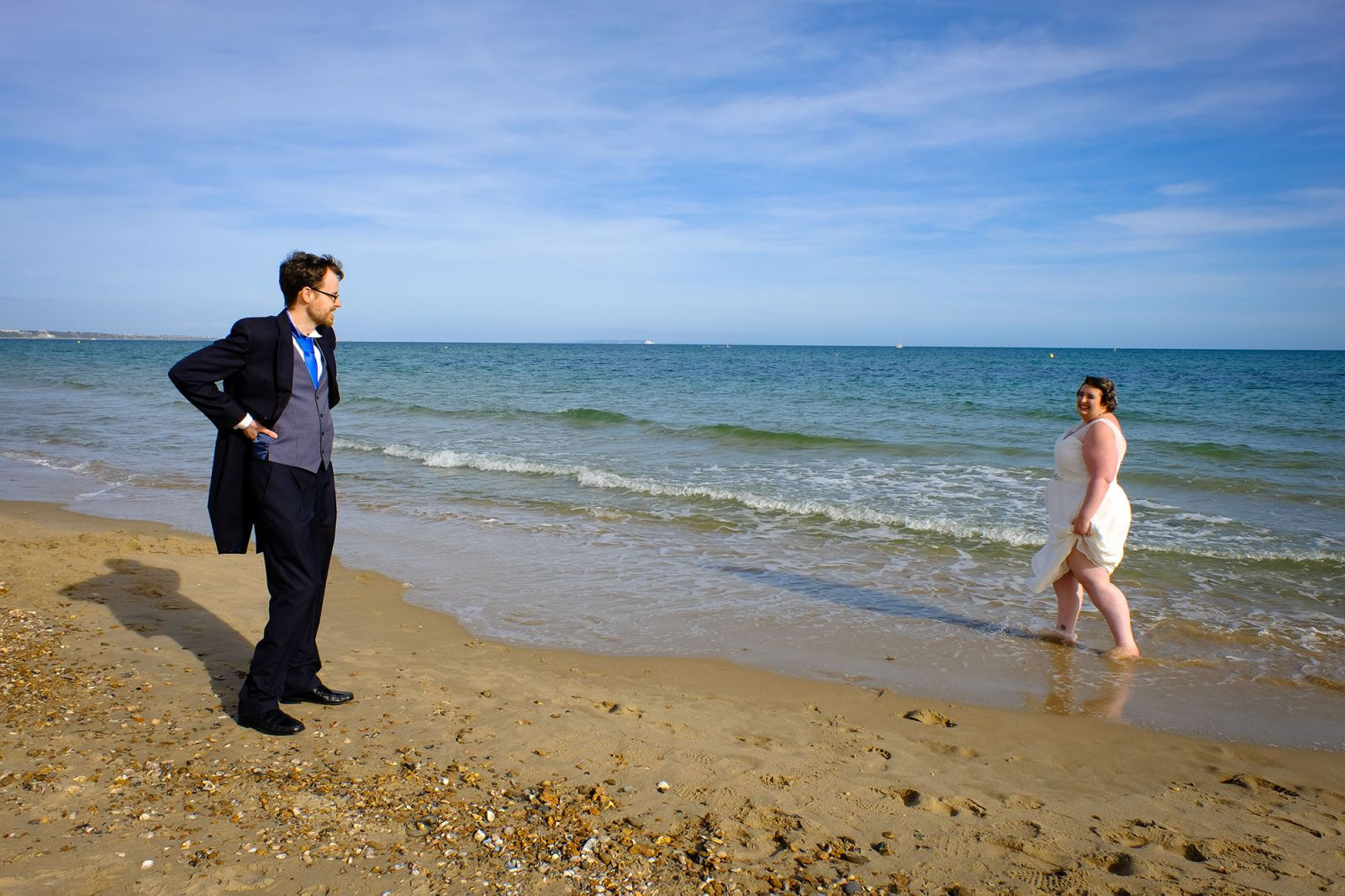 Documentary wedding photography by Surrey Event Photography